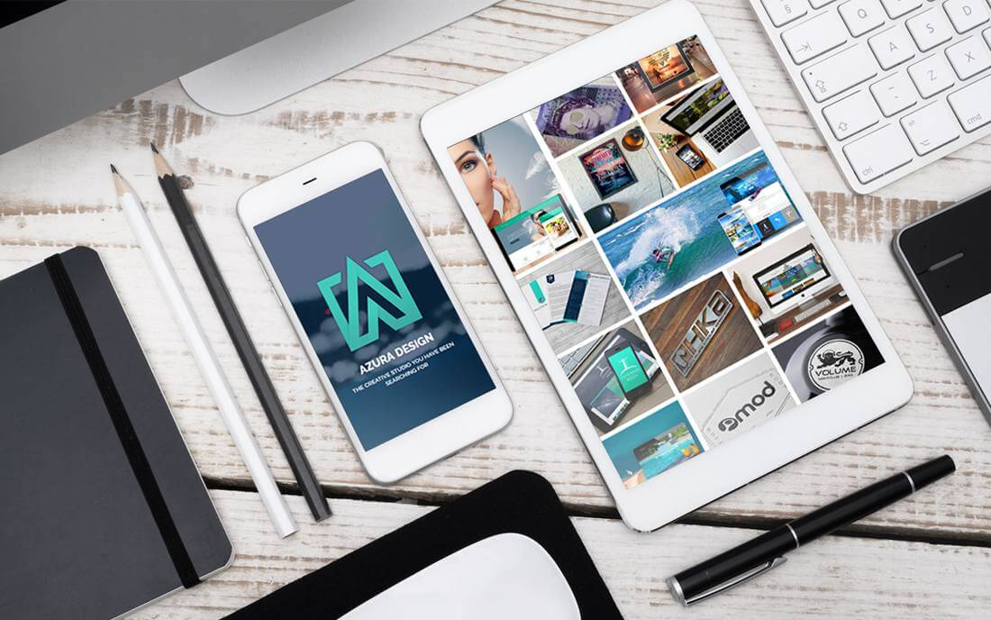 azura_design_new_website | Azura Design - Digital Creative Studio London